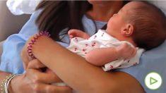 El número de nacimientos sigue siendo muy bajo.
