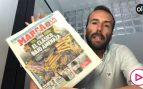 Ojeda: «Florentino no puede mandar al Madrid a la guerra»