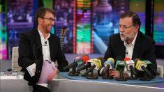 Mariano Rajoy en 'El Hormiguero'