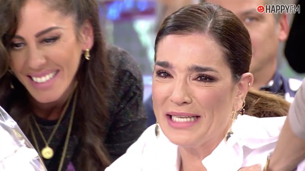 Raquel Bollo en 'Sálvame'