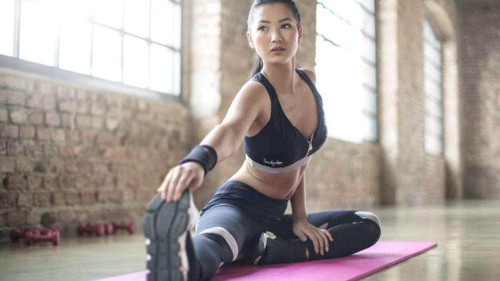 El ejercicio físico es fantástico para sentirte más enérgica