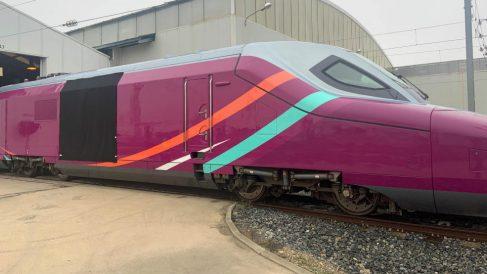 Tren de AVLO, el nuevo tren AVE 'low cost' de Renfe