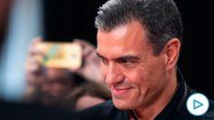 Pedro Sánchez en Las Palmas de Gran Canaria. (Foto. PSOE)