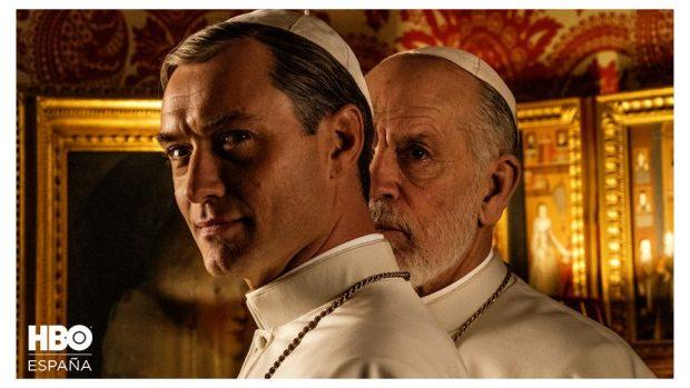 Una imagen promocional de 'The New Pope', la nueva serie de Paolo Sorrentino para HBO que llegará en 2020.