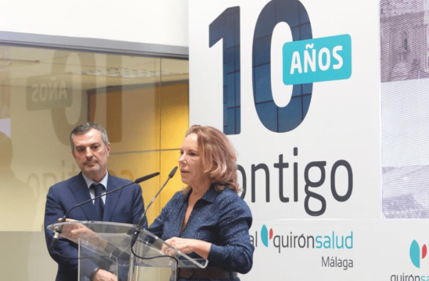 Quirónsalud Málaga: una década dando el mejor servicio a los malagueños gracias a los mejores especialistas