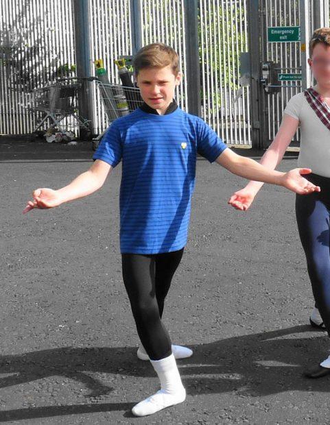 Muere a los 14 años Jack Burns, el nuevo 'Billy Elliot' y actor de 'Outlander'