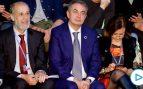 Zapatero cree que el acuerdo con ERC es la «salida natural» para la situación en Cataluña