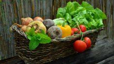 Consejos sobre tomar verduras crudas