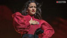 Rosalía lidera tinder con su música