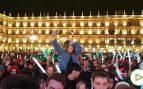 Más de 20.000 personas celebran el Fin de Año Universitario en Salamanca