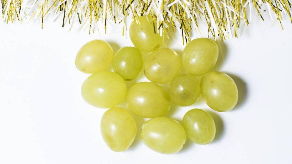 ¿Por qué se toman uvas en Nochevieja?
