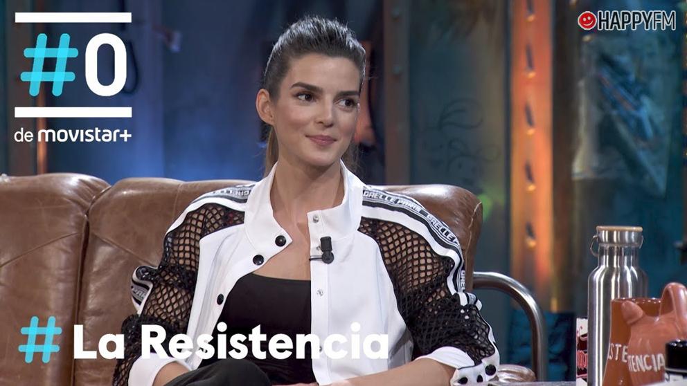 Clara Lago en 'La Resistencia'