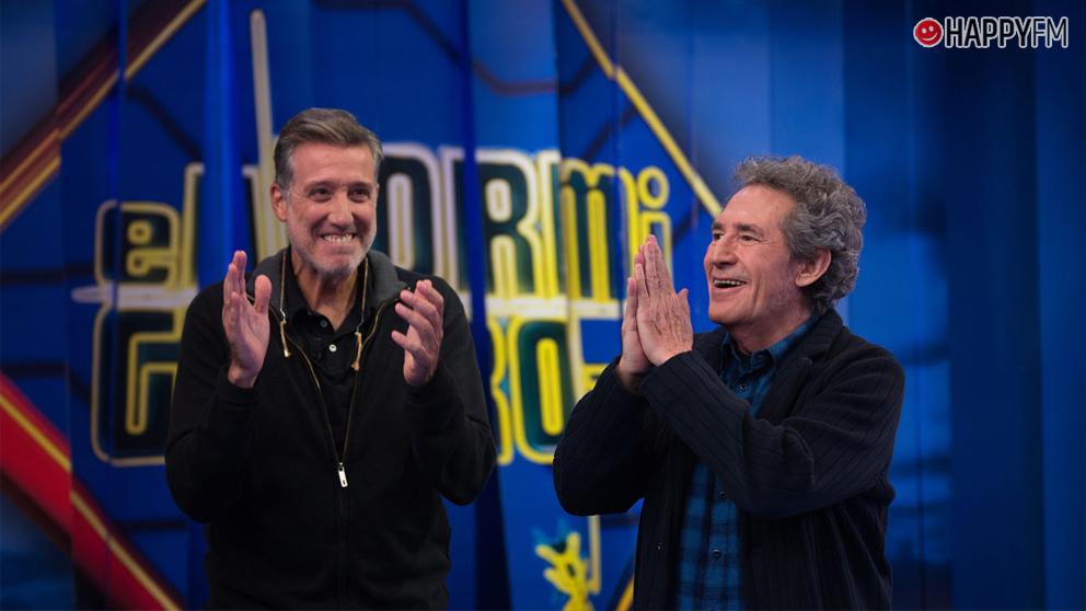 Emilio Aragón y Miguel Ríos