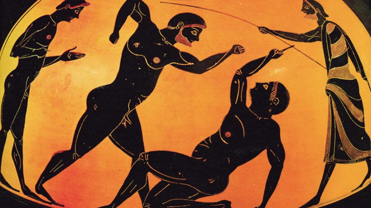 La lucha libre es el deporte más antiguo