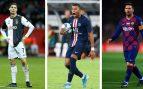 Mbappé pulveriza los números de Cristiano y Messi a su edad