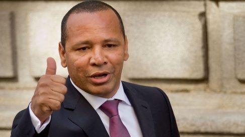 Neymar Da Silva Santos, padre del delantero del PSG (Getty)