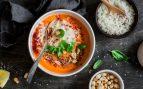 Receta de sopa de arroz con calabaza