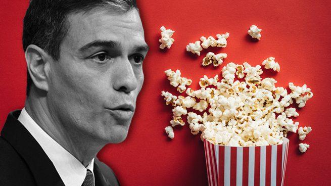 Las subvenciones al cine de Sánchez superan a la ayuda estatal contra la pobreza infantil de un año
