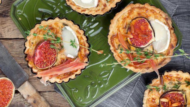 Casa y Jardín- -Gastronomia Tartaletas-de-higos-con-foie-655x368