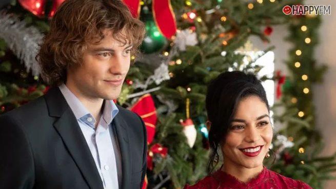 Vanessa Hudgens regresa a Netflix con una nueva película navideña