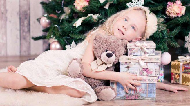vestir a los niños en navidad