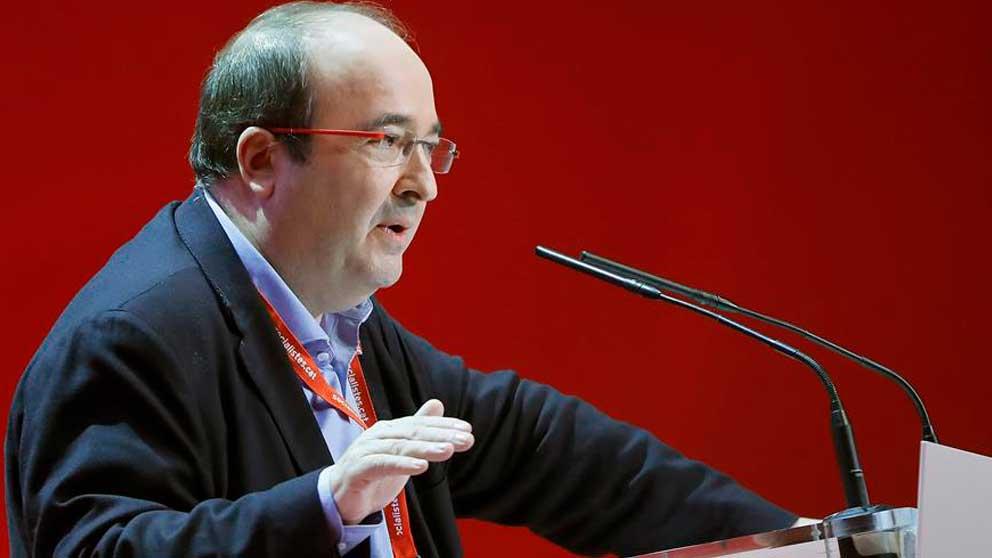 Miquel Iceta, ministro de Cultura y Deportes.