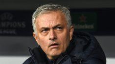 José Mourinho, técnico del Tottenham (AFP)