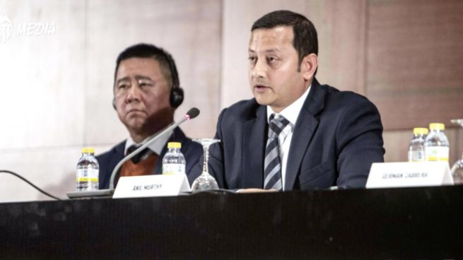 Kim Ko y Anil Murthy