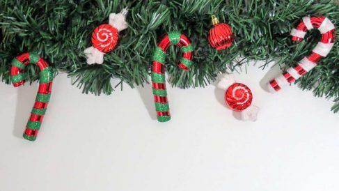 La decoración navideña es imprescindible en estas fechas