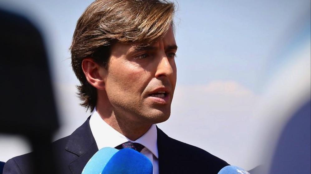 El secretario de comunicación del PP, Pablo Montesinos. (Foto: PP)