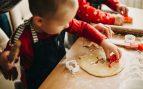 3 recetas fáciles de galletas de Navidad para cocinar con niños