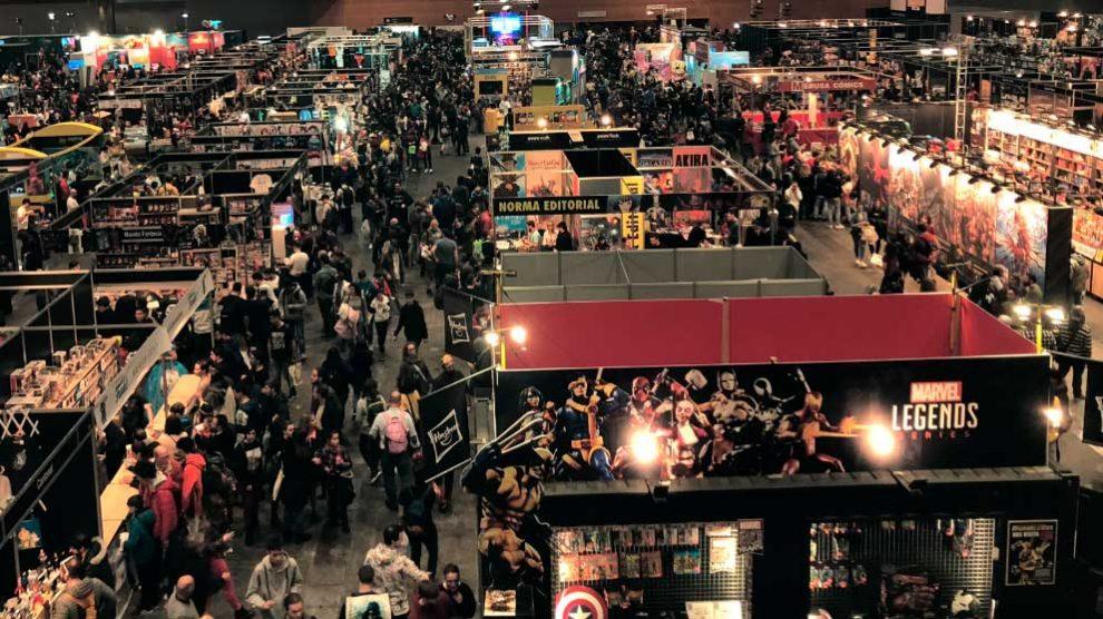 IFEMA ha acogido la tercera edición de Héroes Comic Con Madrid con más 45.000 visitantes en todo el fin de semana. Foto: @Heroes_ComicCon