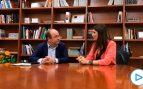Lorena Roldán rechaza el pacto PSOE-ERC: «Los republicanos chantajean para conseguir privilegios»