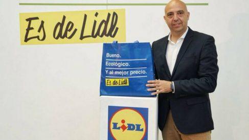 Claus Grande, director general de Lidl en España