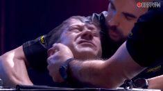 El ilusionista de Got Talent casi muere en directo