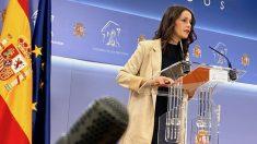 Inés Arrimadas en una reciente imagen.