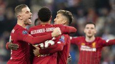 El Liverpool será el rival del Atlético de Madrid en Champions League (Getty).
