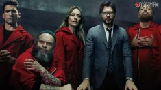 Los productores de 'La casa de papel' hablan de la cuarta temporada