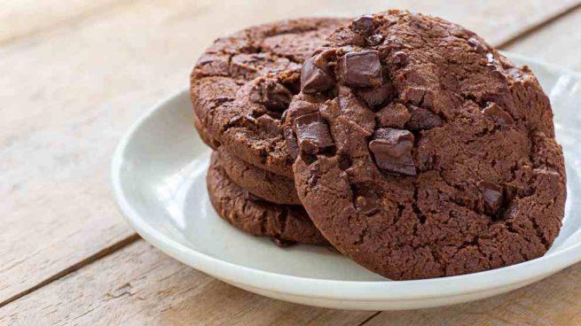 Galletas de chocolate Receta-de-galletas-de-chocolate-y-platano1-655x368