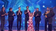 India Martínez en la final de 'Got Talent'
