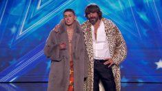 Santi Millán y El Cejas en la final de 'Got Talent'