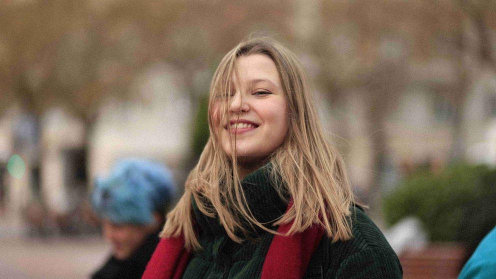 Lucía, tiene 17 años y quiere estudiar Física Teórica @MAPFRE