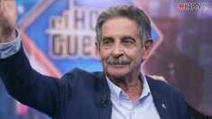 Miguel Ángel Revilla en 'El Hormiguero'.
