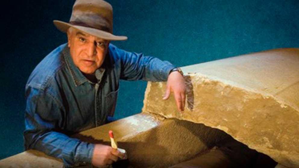 El próximo 1 de febrero, el Dr. Zahi Hawass visitará Madrid con motivo de la exposición Tutankhamón: La Tumba y sus Tesoros.
