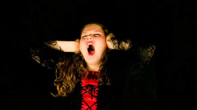 Cómo tratar el estrés en niños