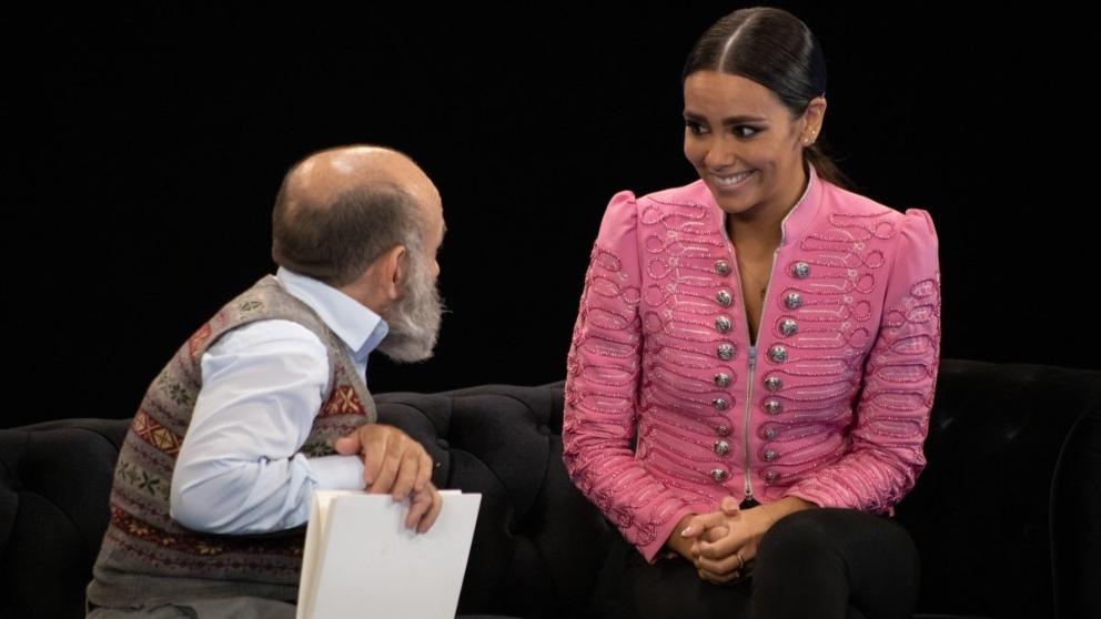 Cristina Pedroche asistirá a su entierro en 'El cielo puede esperar'