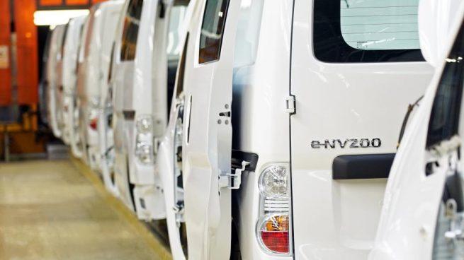 Nissan para la fábrica de Ávila y aplicará un ERTE a sus 200 empleados desde el lunes
