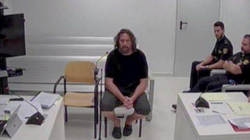 Xavier Buigas, uno de los tres CDR imputados por terrorismo que la Fiscalía pide poner en libertad.