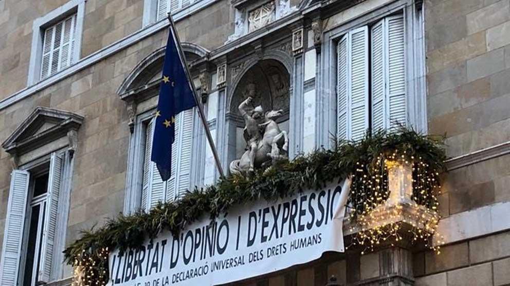 Balcon de la Generalitat.