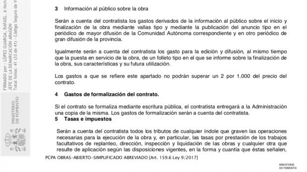 PSOE y Podemos también incluyen en contratos la cláusula de publicidad que denuncian en Madrid